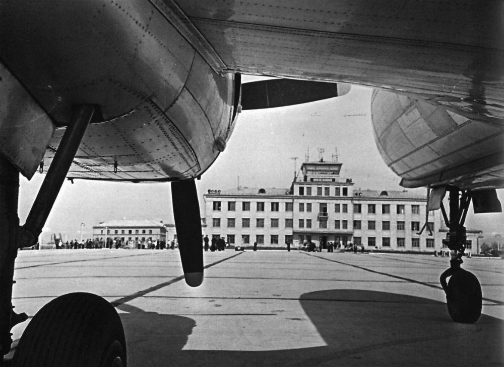 История аэропорта Шереметьево с самого начала
