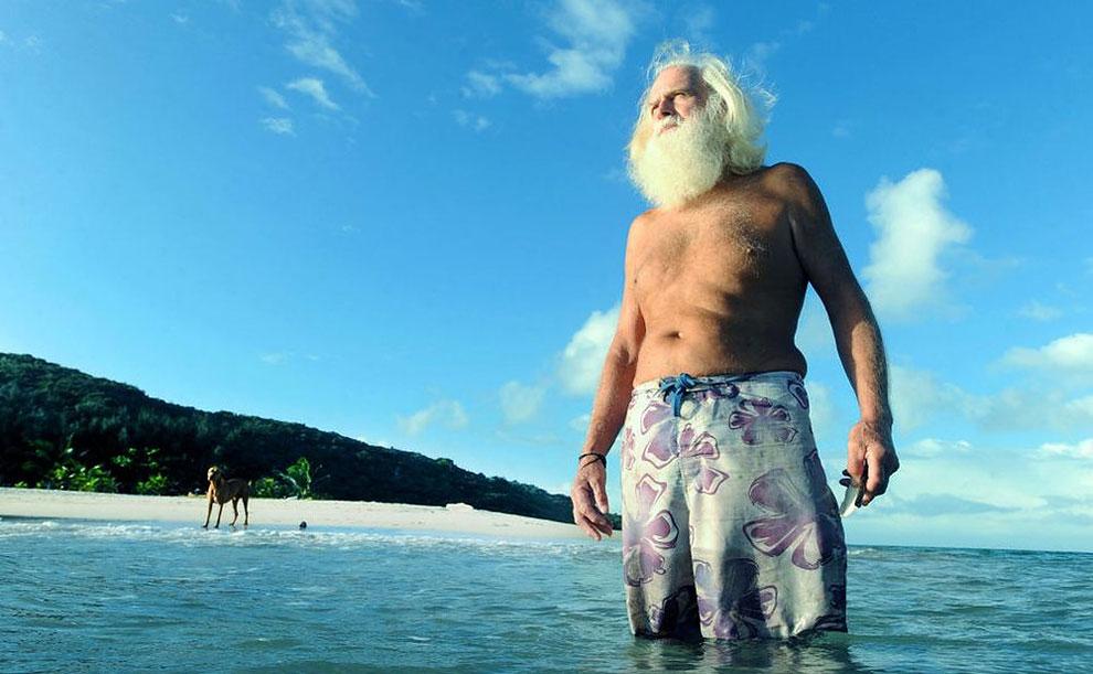 С 2000 года мужчину пытаются выгнать с острова: Верховный суд Квинсленда постановил, что Дэвид не вы