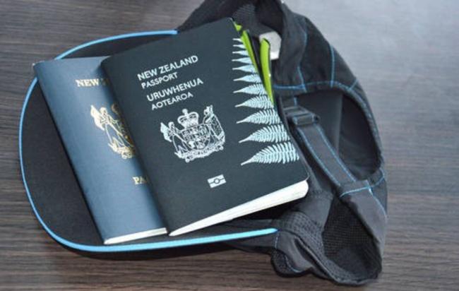 © eastnews.ru  Самые редкие паспорта— паспорта счерной обложкой. Такие есть уграждан некото