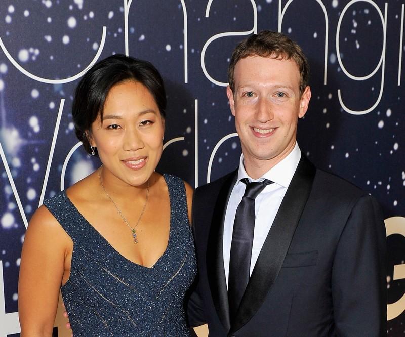 Самый молодой миллиардер планеты женат на своей однокурснице, с которой познакомился в 2004 году. Го