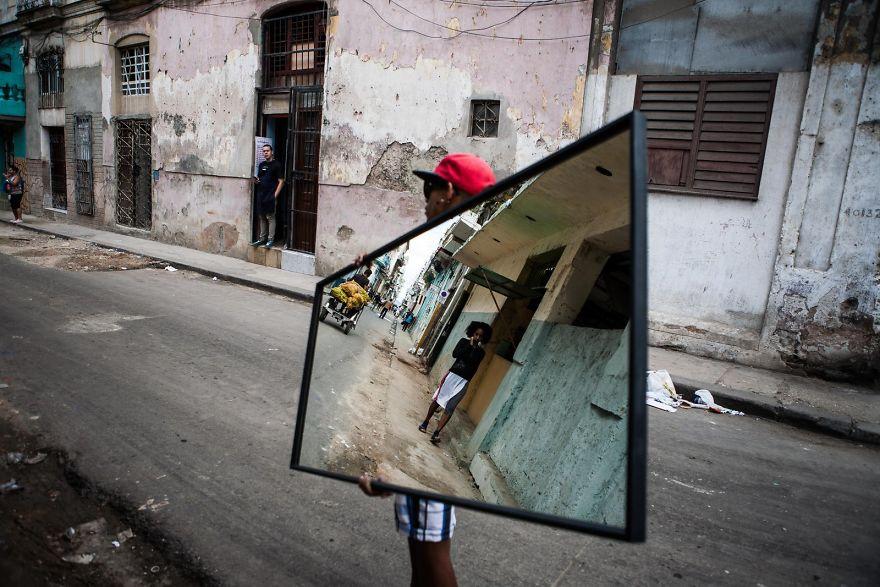 Отражение жизни, Гавана.