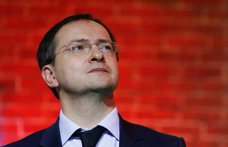 Руководитель минкульта Мединский получил премию «Человек года» заподдержку фильма «28 панфиловцев»