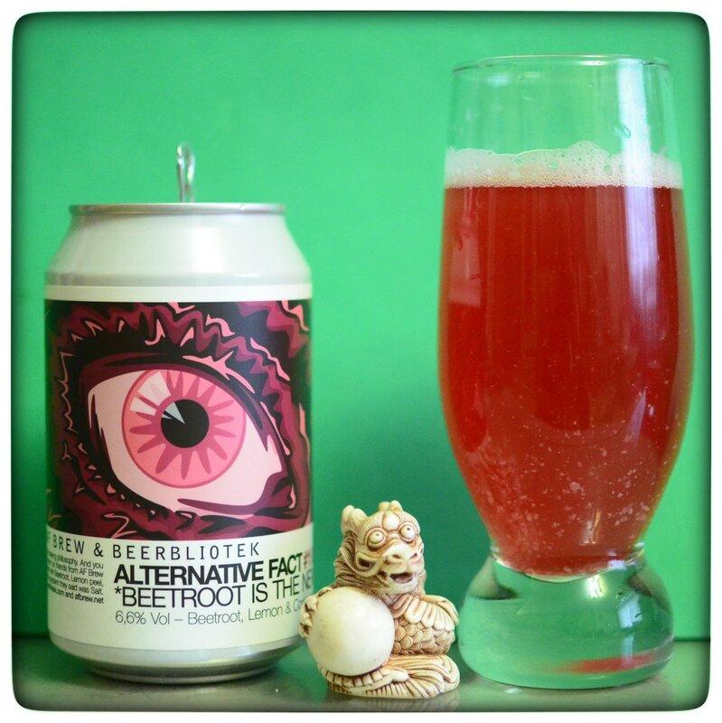 AF Brew & Beerbibliotek Alternative Fact #1984