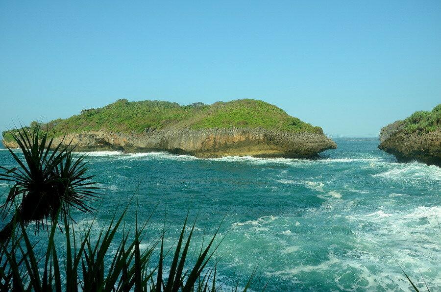 Остров Калонг