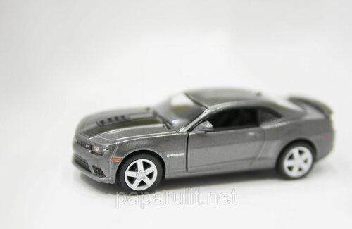 Машинка металлическая Kinsmart Chevrolet Camaro