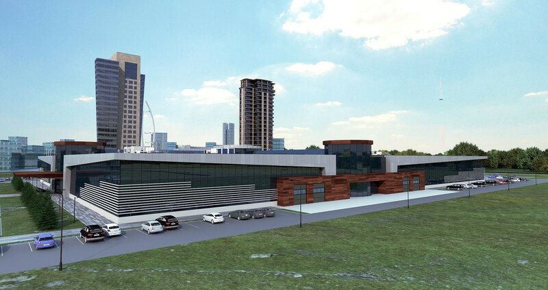 Конгрессно-Выставочный комплекс Экспо-Волга