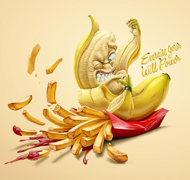 Choose Healthy Living by Oscar Ramos