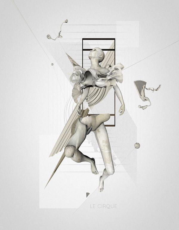 Digital Artist – Fran R. Learte aka Dr Franken (11 pics)