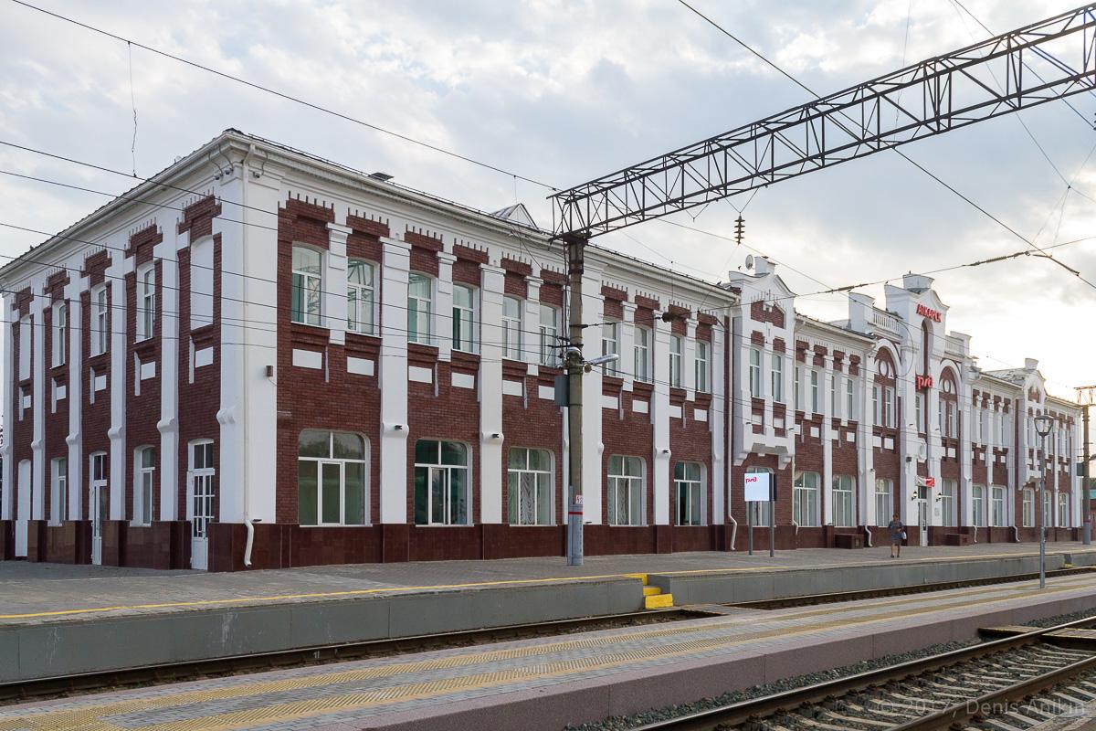 Железнодорожный вокзал Аткарск фото 5