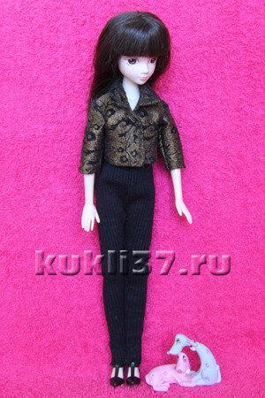 жакет для куклы Барби