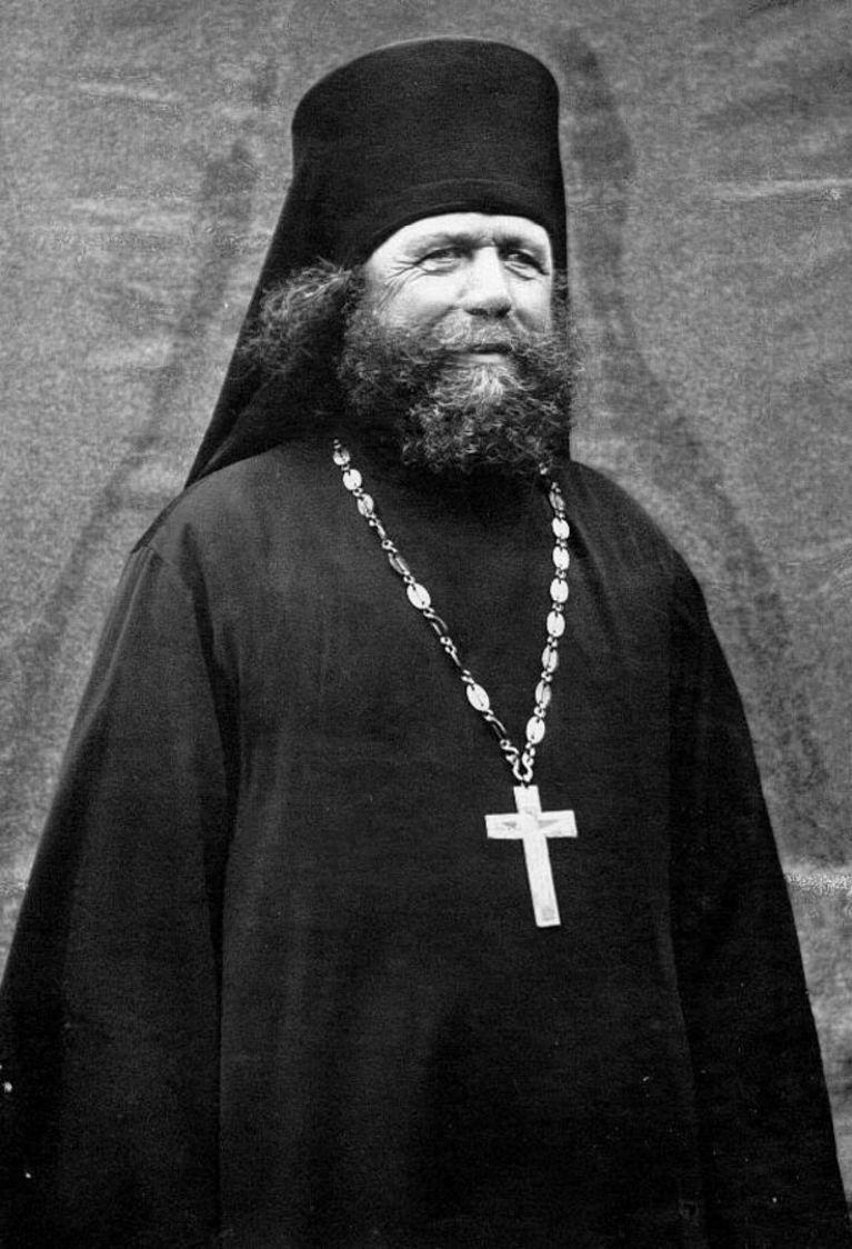 07. Игумен монастыря