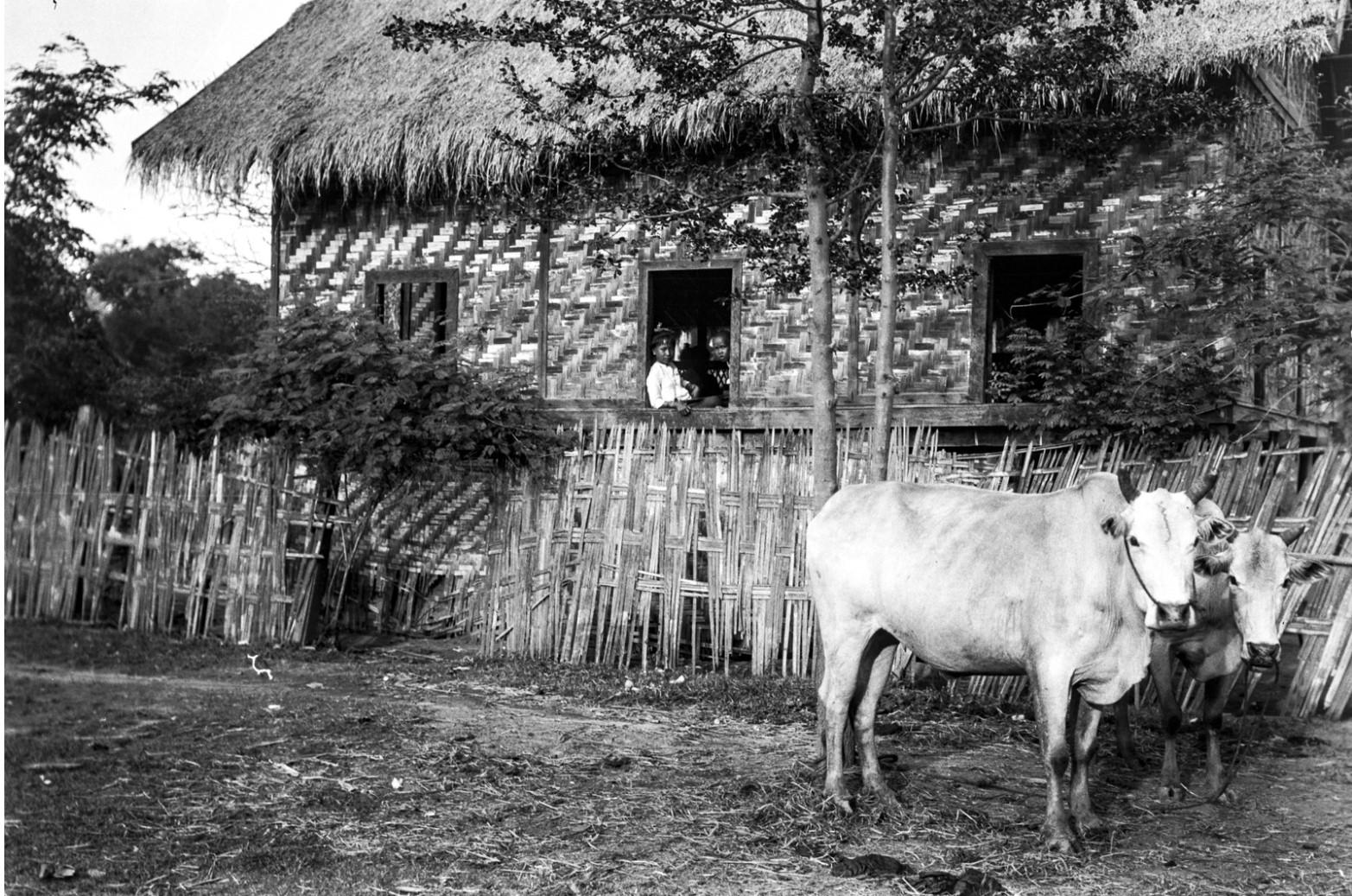 878. Здание деревенской школы