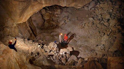 Учёные нашли в Крыму «портал» в подземный мир