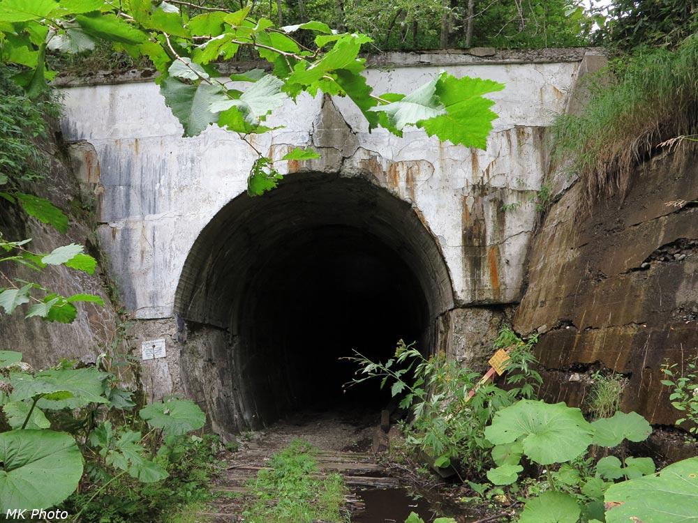 Тоннель 11