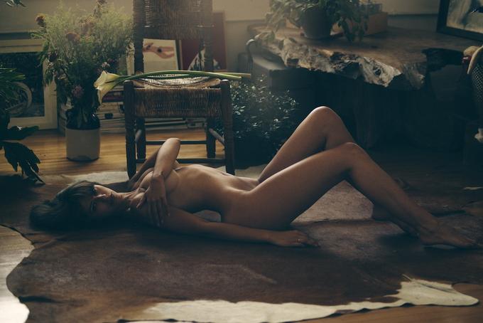Обнаженные девушки на фото Карлоса Нюнеза