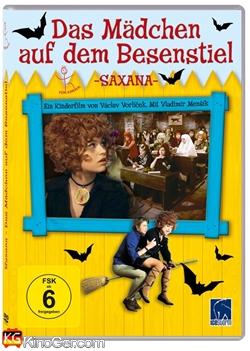 Saxana - Das Mädchen auf dem Besenstiel (1972)