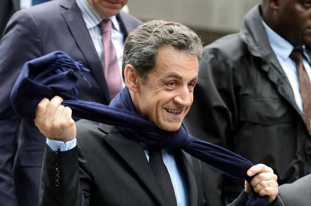 "Поражение Саркози на ""праймериз"": Экс-президент Франции заявил, что уходит из политики"