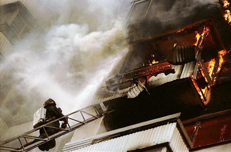 Сургутский ЧОП накажут запожар с смертью  3-х  человек