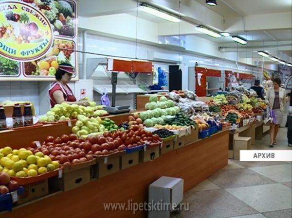 Стоимость потребительской корзины в Липецкой области- чуть больше 3 тысяч рублей