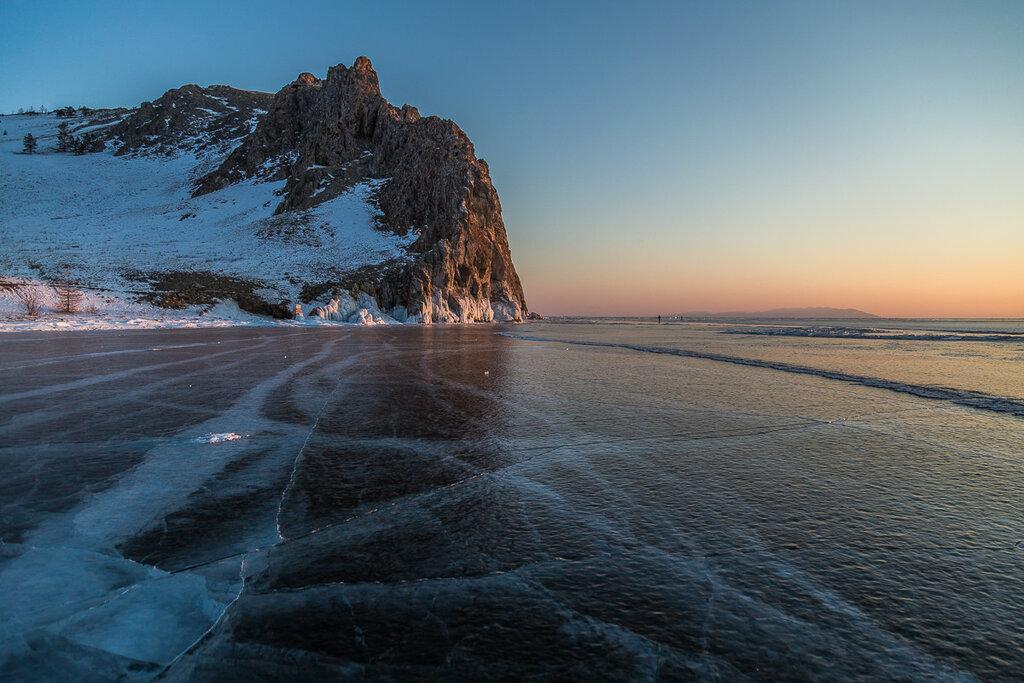 Байкал. Встречая рассвет