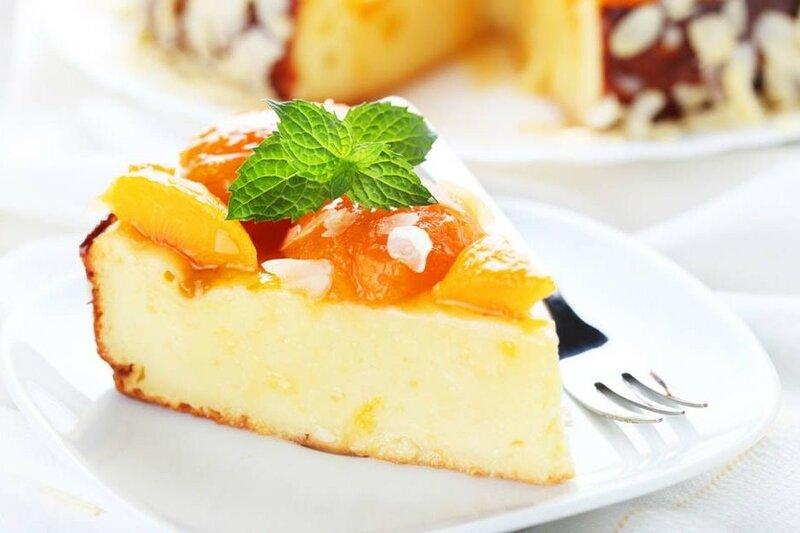 Десерты: Пудинг из тыквы и яблок