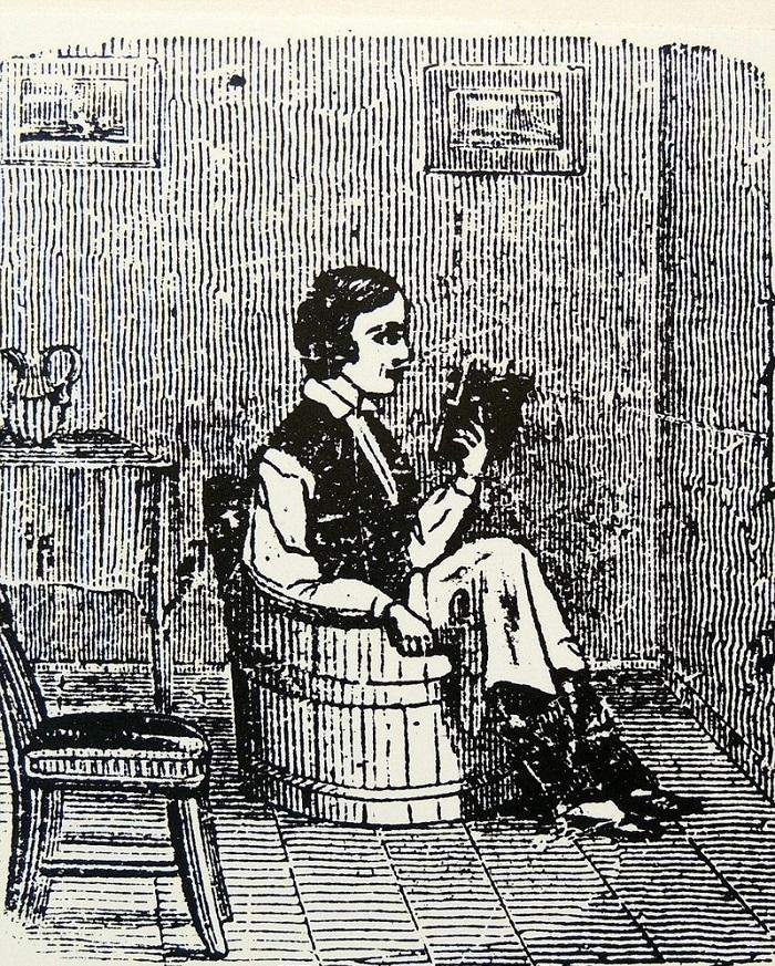 Что-то наподобие дезодорантов появилось в современной Европе появилось только в 1880-х годах. Чтобы