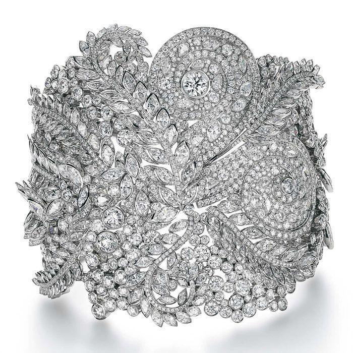 4. Бриллиантовые колосья Tiffany Тема плодородия актуальна в осенний период, возможно именно поэтому