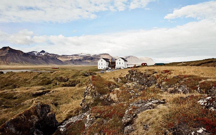 Одно из красивейших мест Исландии. Помимо великолепных пейзажей, здесь также есть национальный п