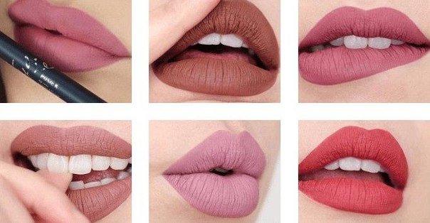 Как правильно выбрать цвет помады для губ? Виды косметических средств и рекомендации по их подбору (1 фото)
