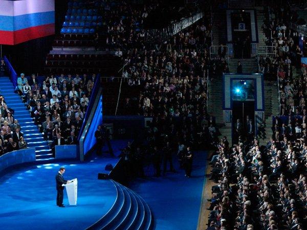 Выборы пошли напользу «Единой России»