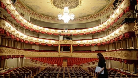 Небольшой театр откроется вконце ноября после реконструкции