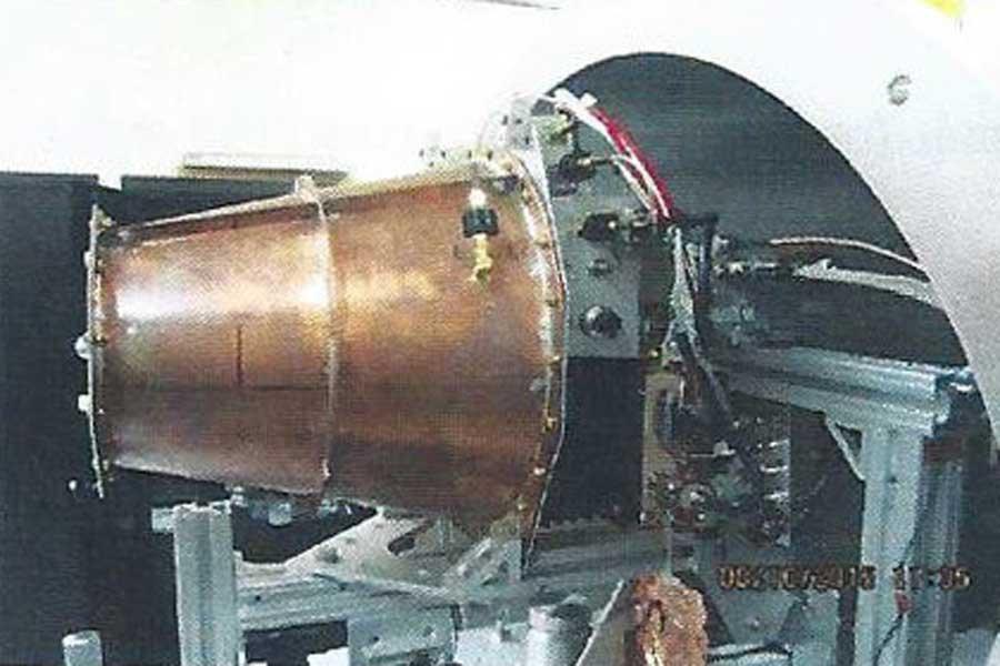NASA подтвердило работоспособность мотора Роджера Шойера