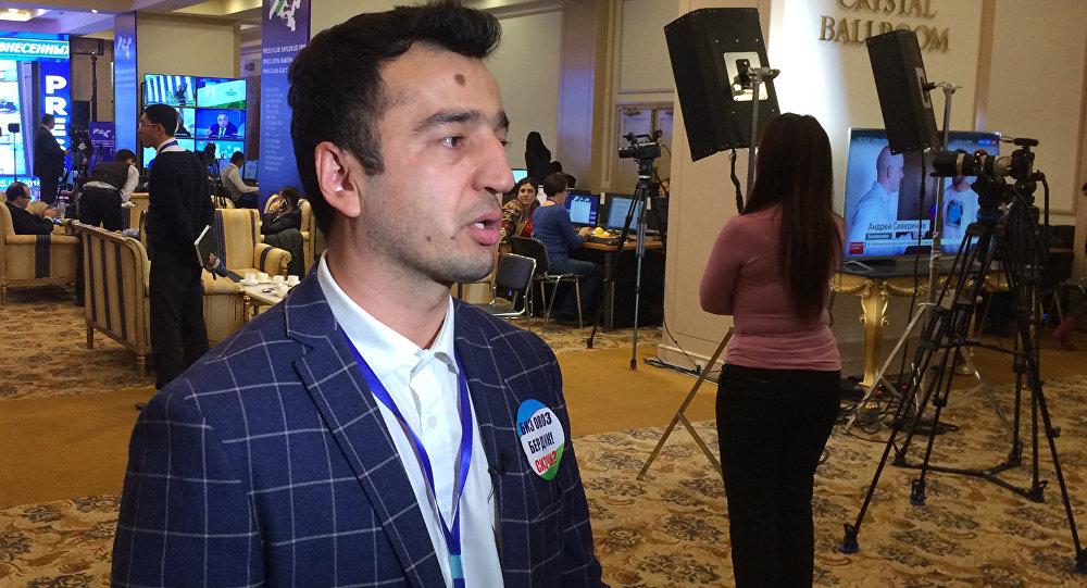 ВУзбекистана состоялись выборы президента