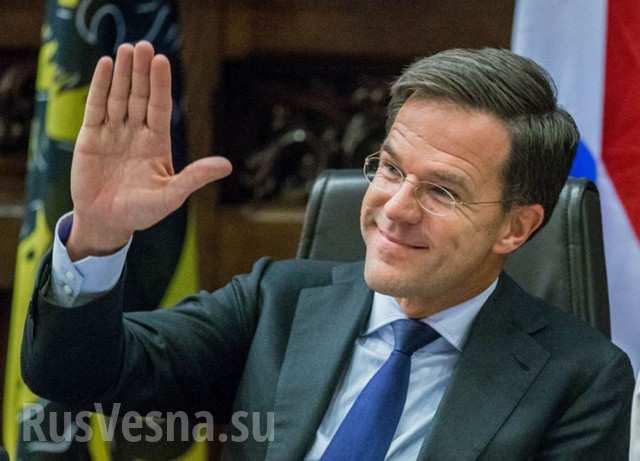 Нидерланды ожидают юридических гарантий отЕС поассоциации с Украинским государством