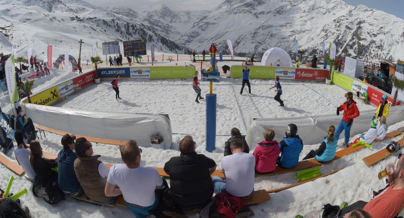 Волейбол наснегу признан официальной дисциплиной спорта в РФ