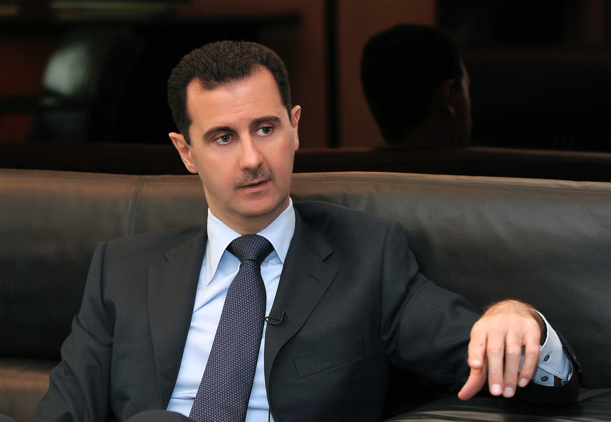 Асад подтвердил соглашение намирные переговоры