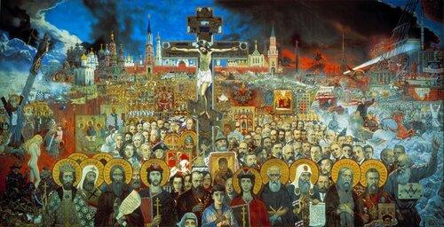 О пользе украинства для русских. Андрей Ваджра