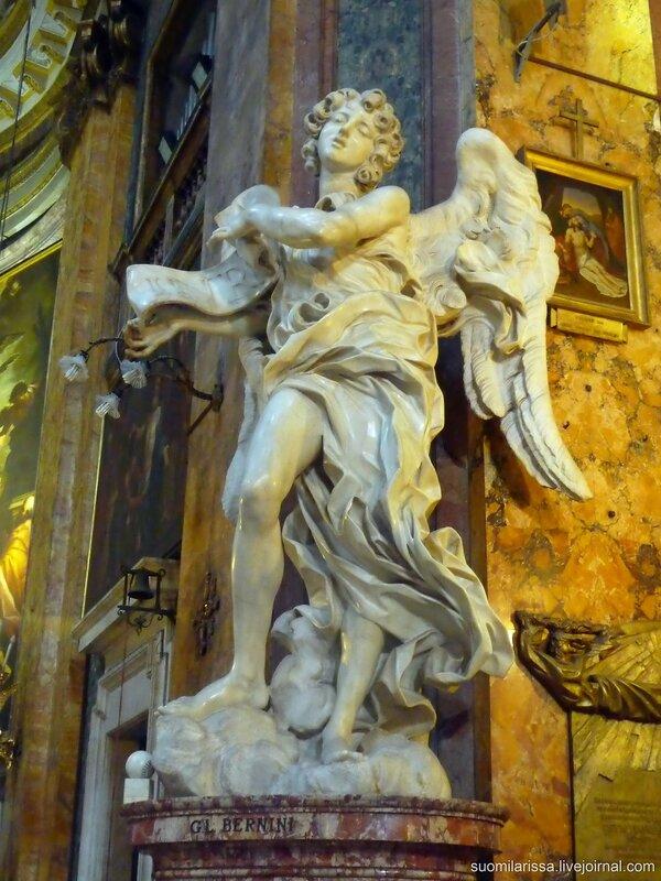 Ангел Бернини.