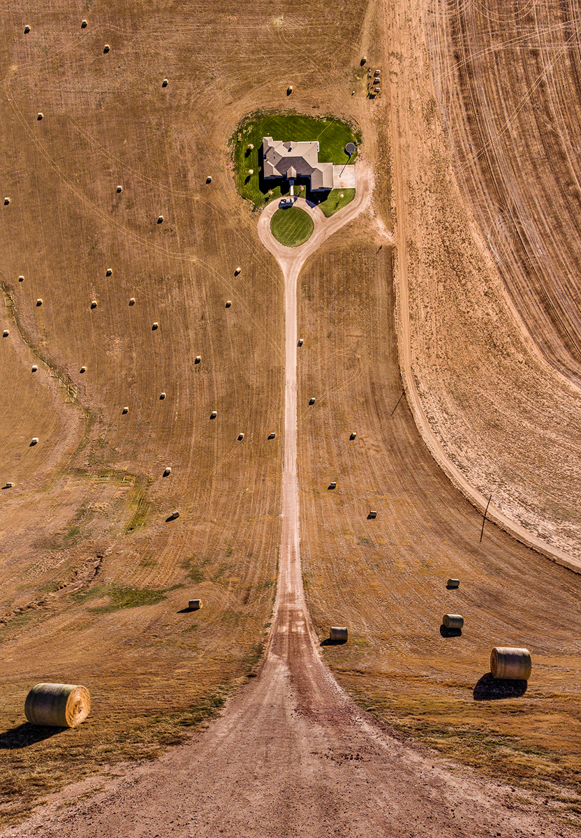 Flatland II: A New Series of Dramatically Skewed Photographic Landscapes by Aydin Buyuktas