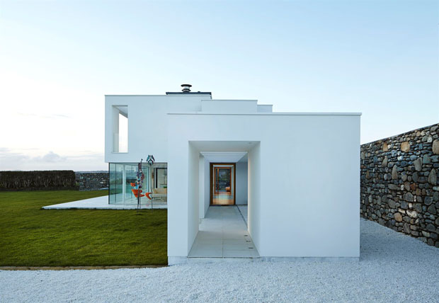 Cefn Castell in Criccieth North Wales by stephenson STUDIO