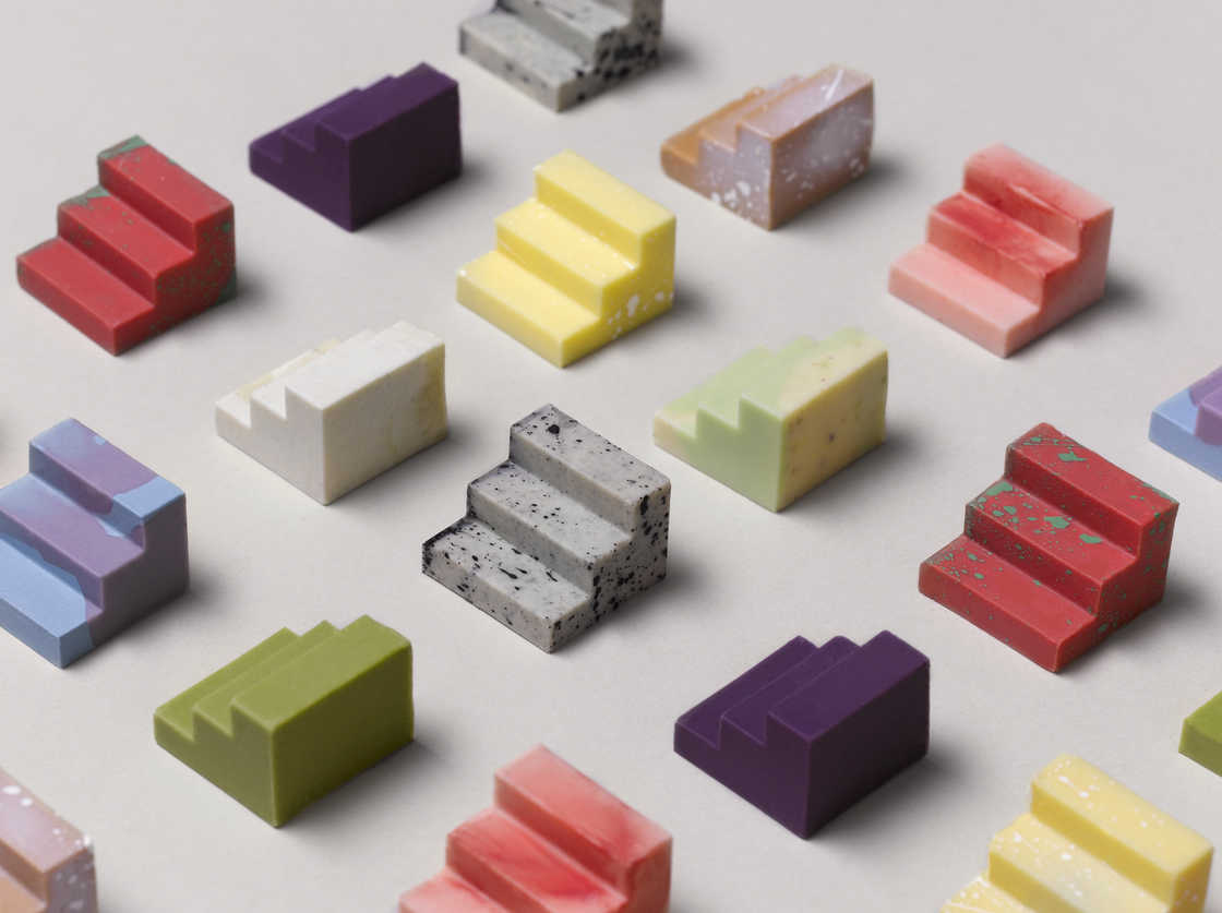 Modular Chocolate - Combining chocolates to create new flavors
