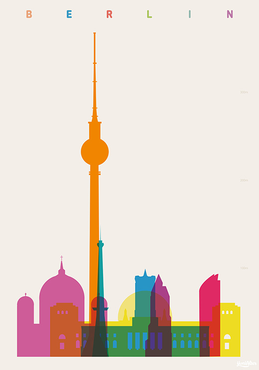 Minimalist Shapes of Cities