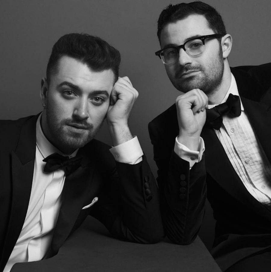 Sam Smith & Jimmy Napes.