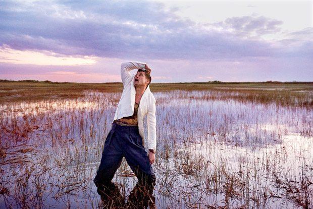 American GQ Style Magazine Summer 2017 Cover Story Starring Brad Pitt