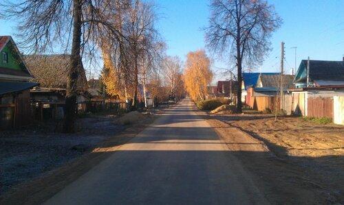 Ремонт дорог на ул.Можайского и ул.Кирова города Чкаловска.