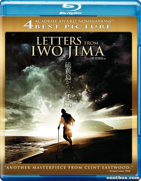 Письма с Иводзимы / Letters from Iwo Jima (2006/BDRip/HDRip)
