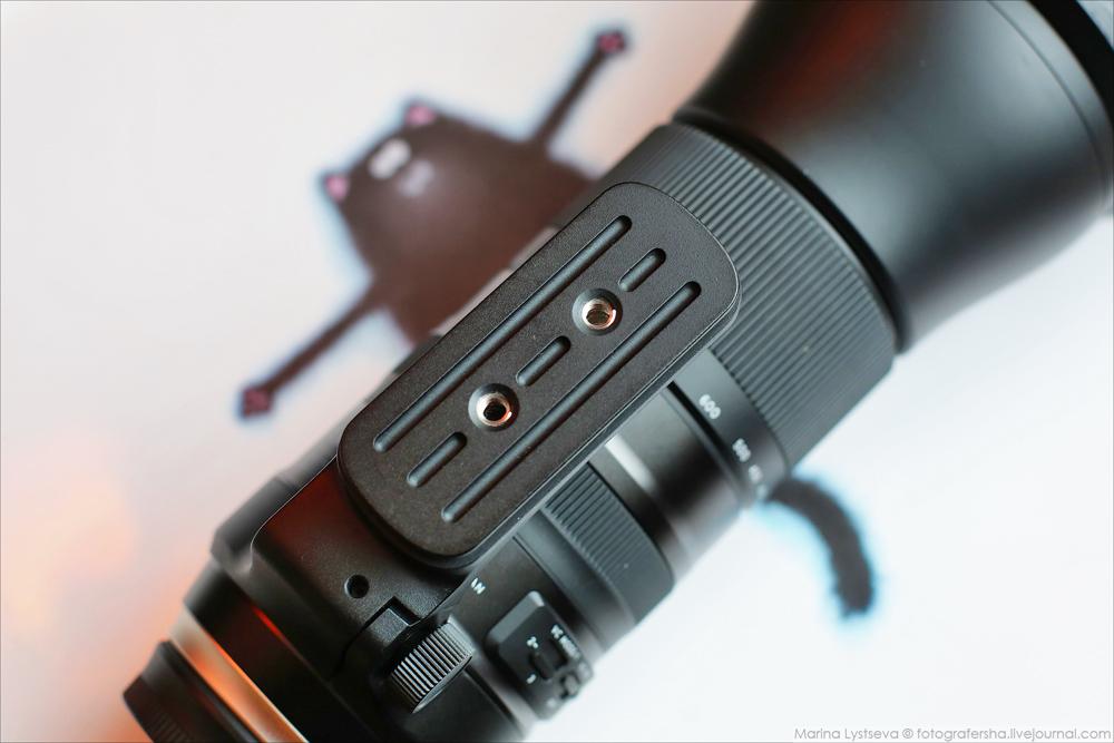 Tamron SP 150-600mm F/5-6.3 Di VC USD G2 (Model A022)