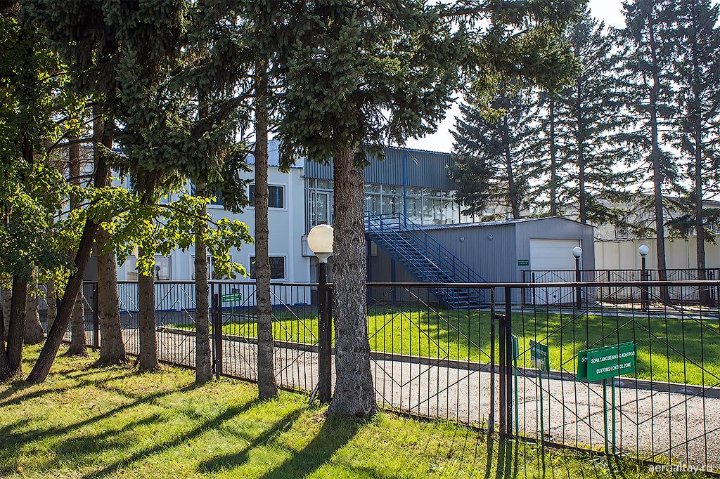 Аэропорт Барнаула