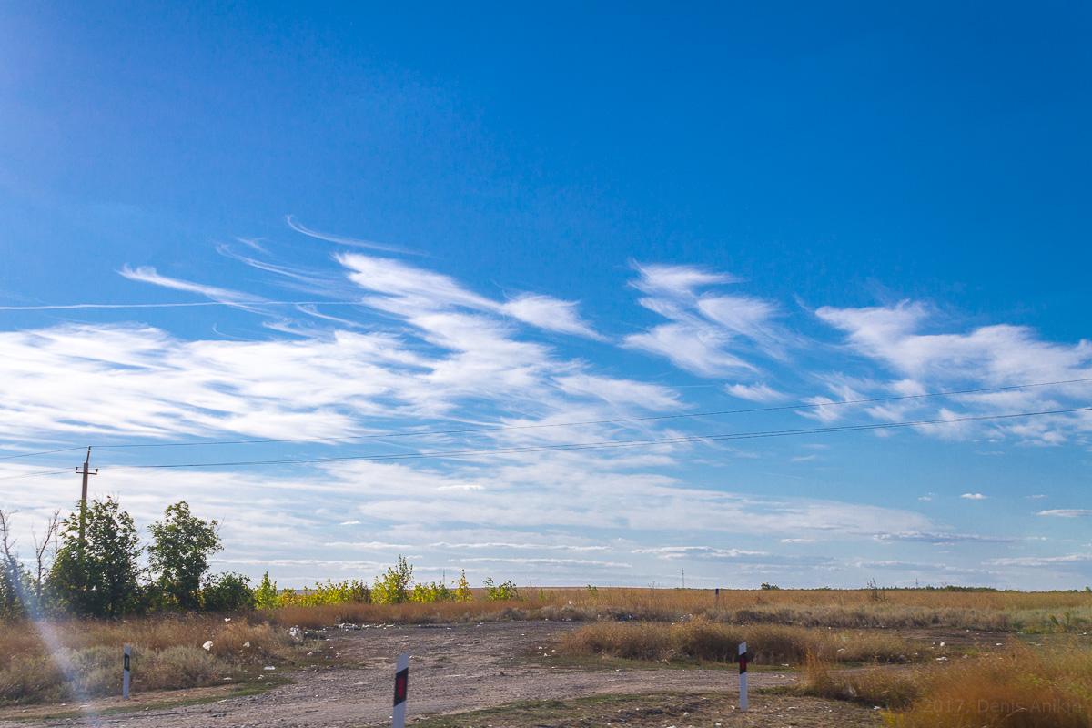По дороге с облаками фото 3