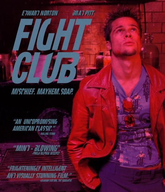Бойцовский клуб / Fight Club BDRip